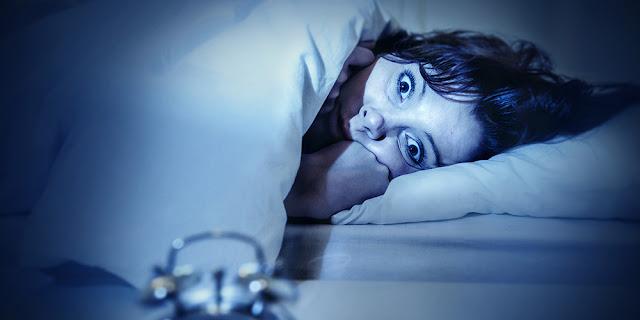 تستيقظ في نفس الوقت كل ليلة