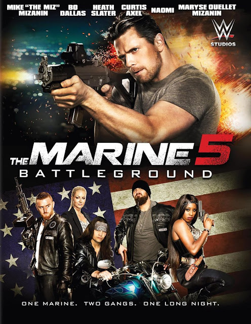 The Marine 5: Battleground (2017) ταινιες online seires oipeirates greek subs