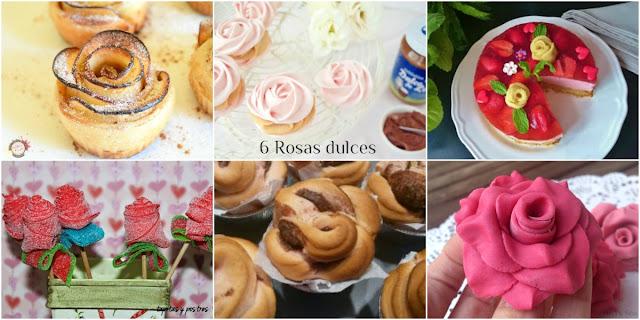 6 Rosas dulces para ocasiones especiales