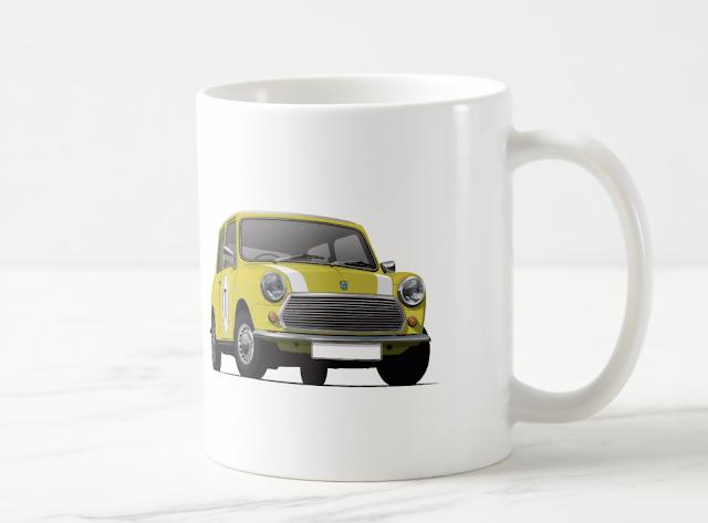 Morris Mini kahvimuki