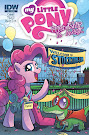 My Little Pony Friendship is Magic #9 Comic Cover Stockton Variant