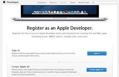 Langkah Awal Menjadi Developer IOS