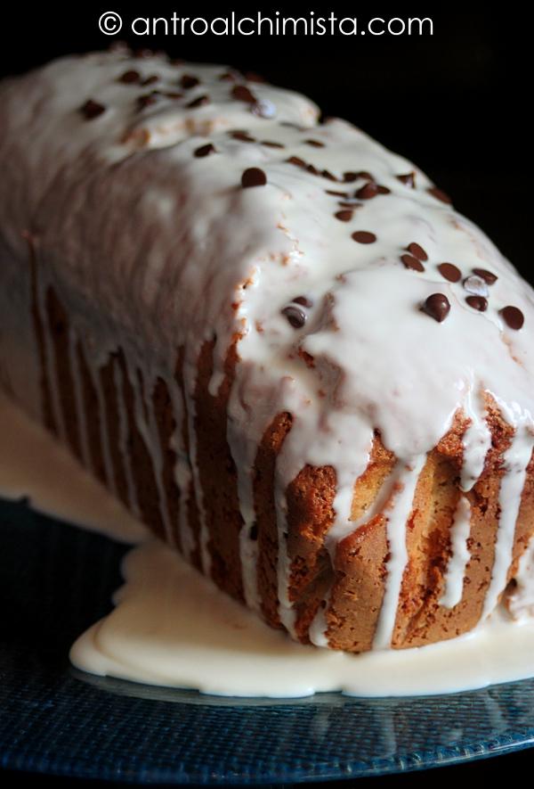 Cake alla Marmellata con Cioccolato Bianco