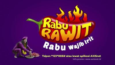 Apa Itu Paket Promo Rabu Rawit Axis