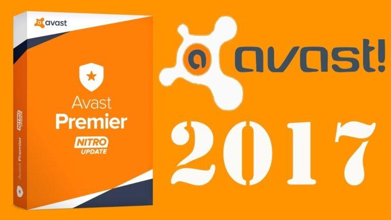 Avast Premier License Key For 2017 Valid Till 2021 | Viral ...