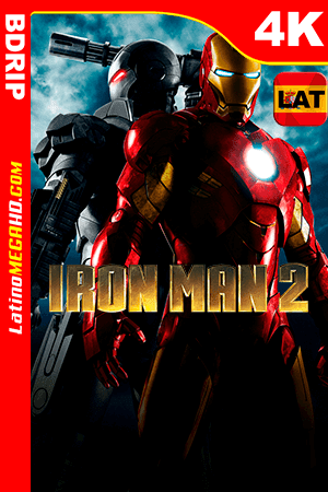 Iron Man 2 (2010) Latino Ultra HD 4K BDRIP 2160P ()