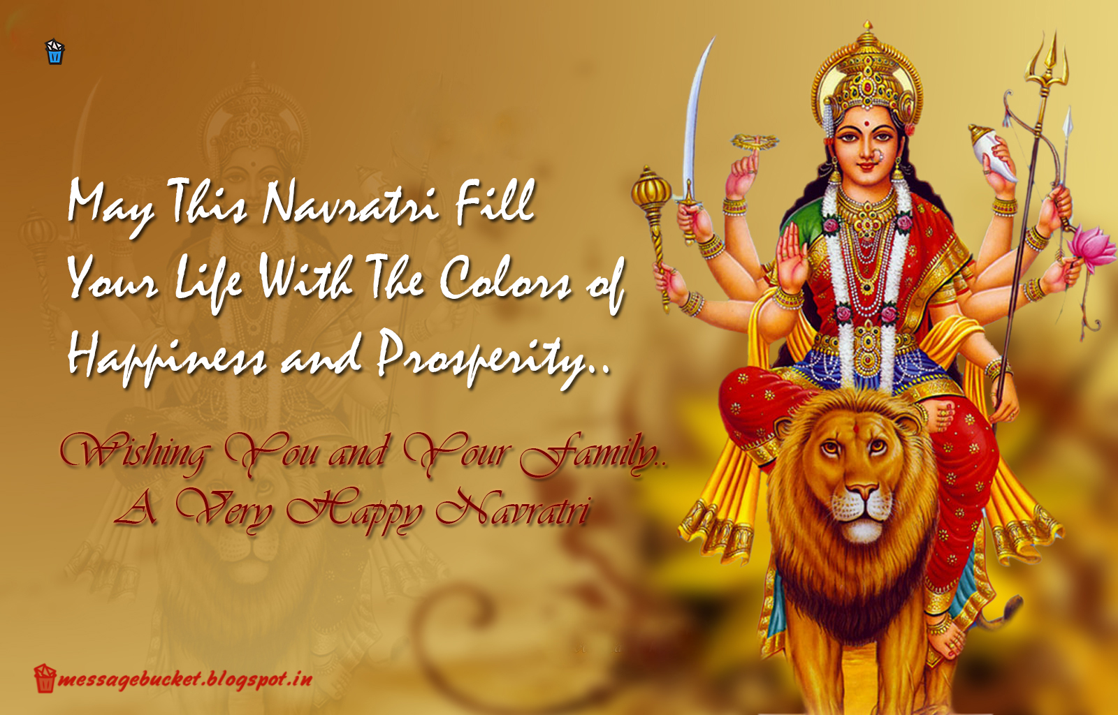 Cute mobile sms n messages happy navratri greeting happy navratri greeting kristyandbryce Choice Image