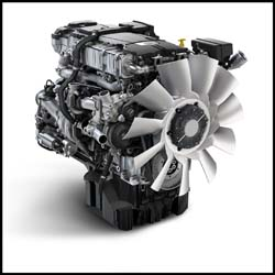 The Detroit DD8 engine with variable cam phasing for improved aftertreatment system performance