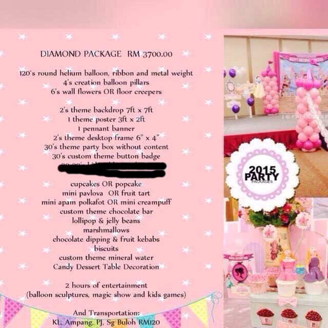 Fabulous Party Planner 002081333D Event Services and Kids