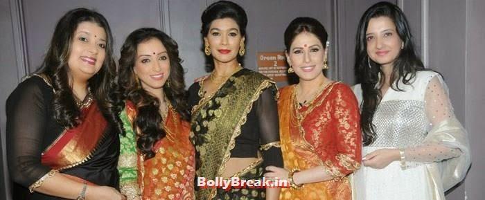 Isheeta Ganguly, Madhurima Nigam, Dipika Roy, Amrita Raichand, Amy Billimoria, 'Three Women' Musical Theatre Premiere Pics