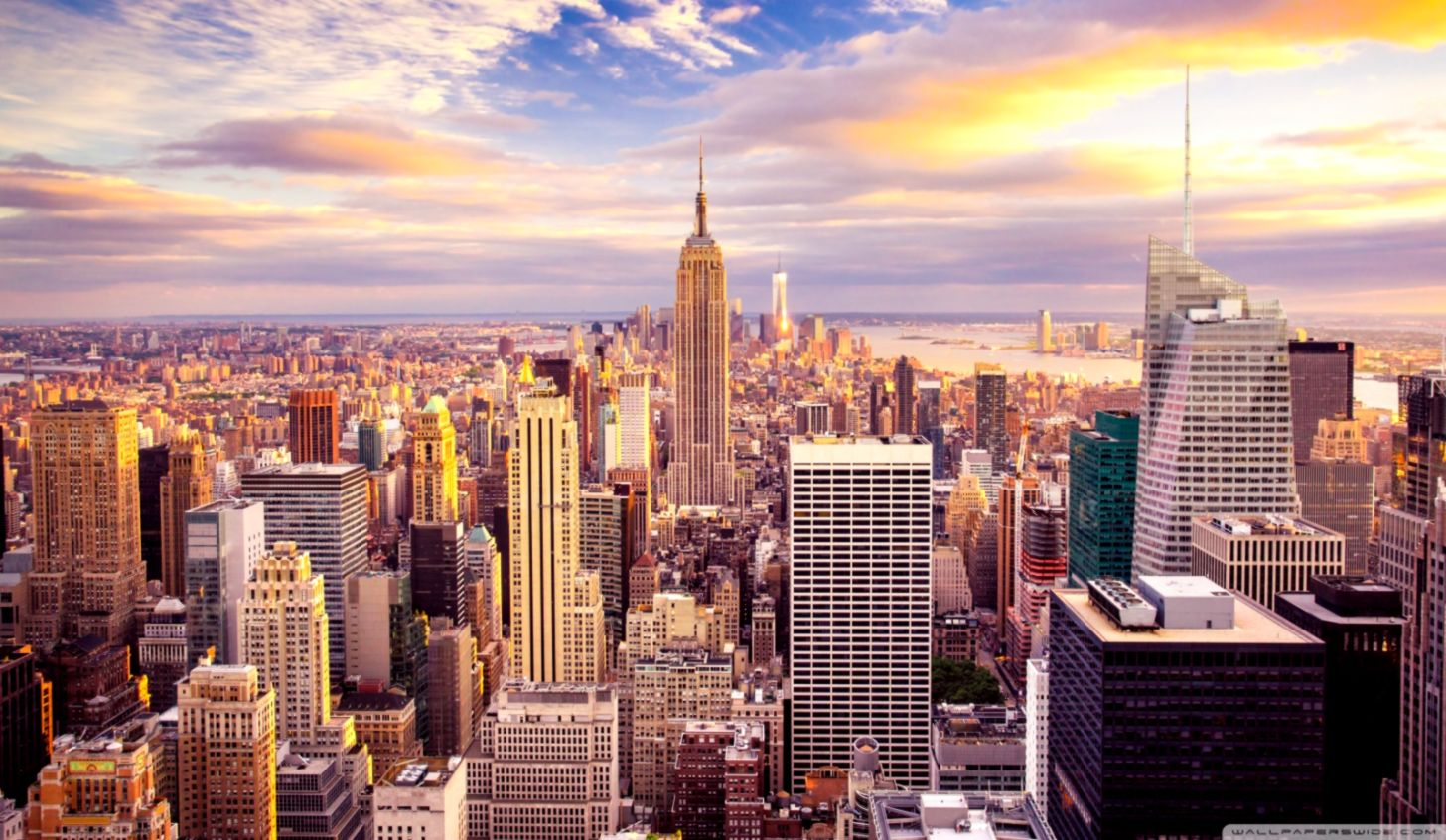 Buildings New York City Photo Hd Wallpaper Wallpapers Home