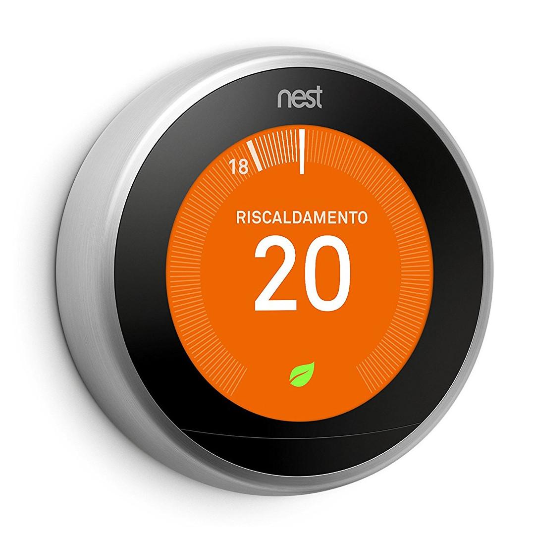 regolazione termostato intelligente