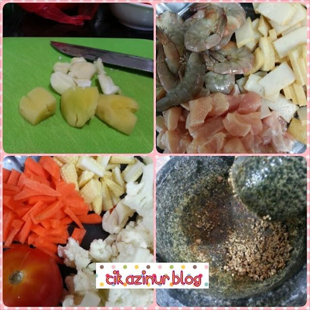 resepi mee kari tak pedas wwwsedapresepibuzz Resepi Kerepek Kari Enak dan Mudah
