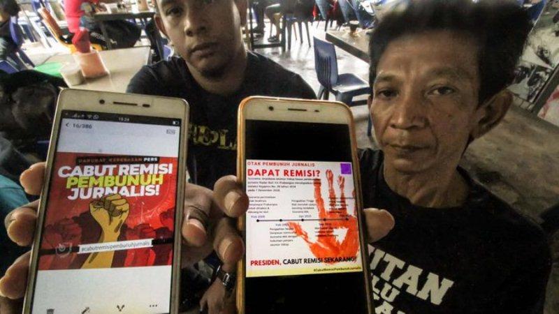 Masyarakat Sipil dan Mahasiswa Yogyakarta Minta Presiden Cabut Remisi Susrama