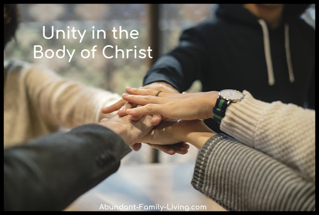 Unity in the Body of Christ