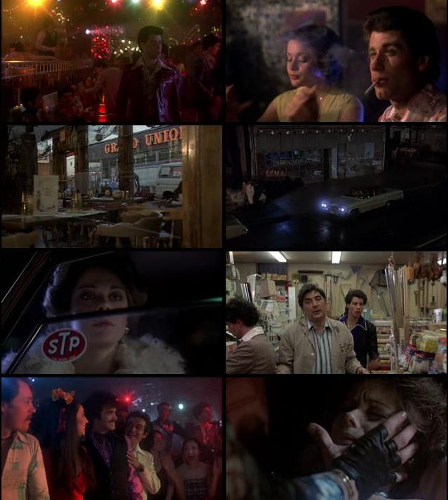 Saturday Night Fever 1977 Dual Audio Hindi 480p BluRay