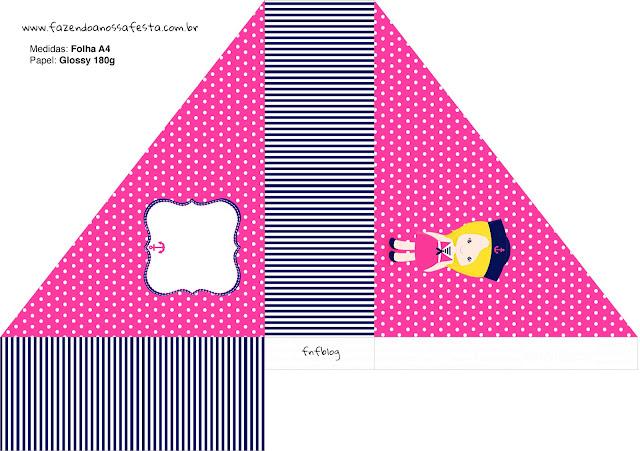Marinerita Rubia: Imprimibles gratis para fiestas
