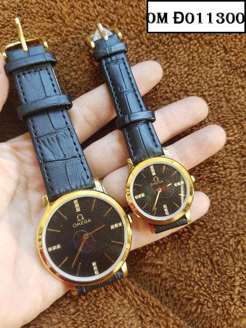 Đồng hồ dây da OM Đ011300