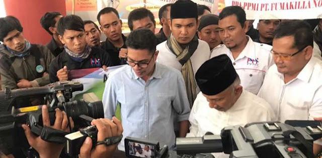 Faizal Assegaf: Jokowi Jangan Sok Toleran Tapi Faktanya Panik