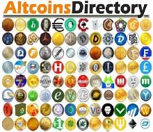 altcoins, litecoin, ethereum, dash, dogecoin, altcoin