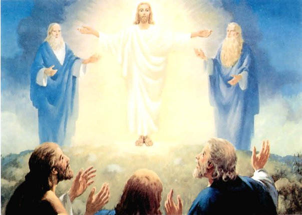 Kết quả hình ảnh cho Chúa Giê-su biến hình