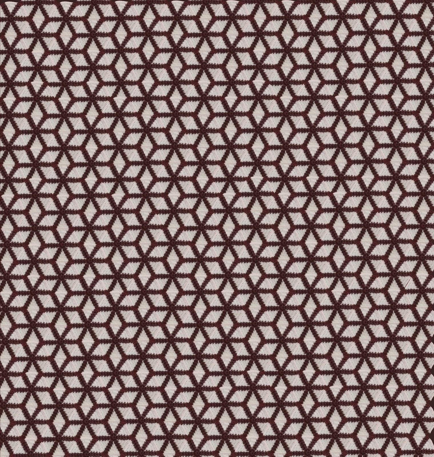 Diamond Blanket Free Crochet Pattern