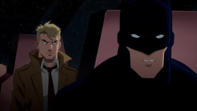 Liga de la Justicia Oscura: Guerra en Apokolips 720p latino