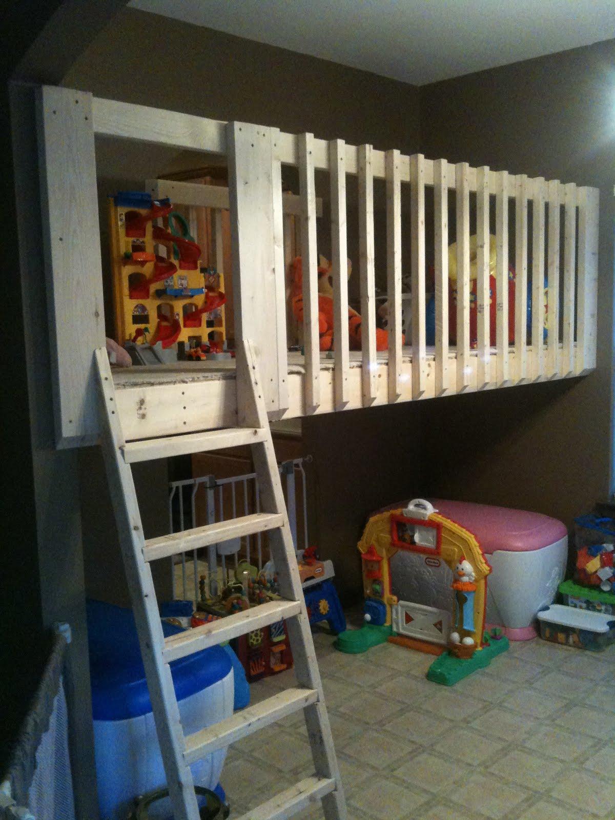 Playroom: Mommy Koerner: Operation Playroom Loft