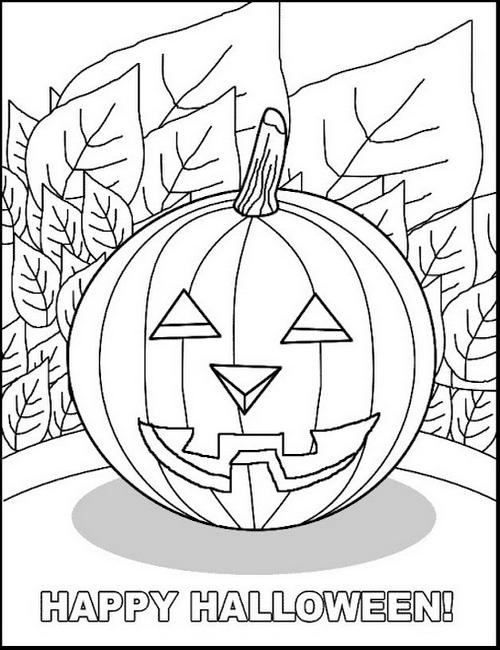 Atividades Dia Das Bruxas Halloween Exercicios E Desenhos Pintar