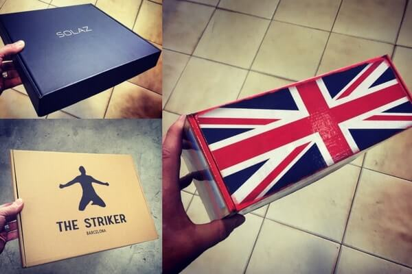 Packaging cajas