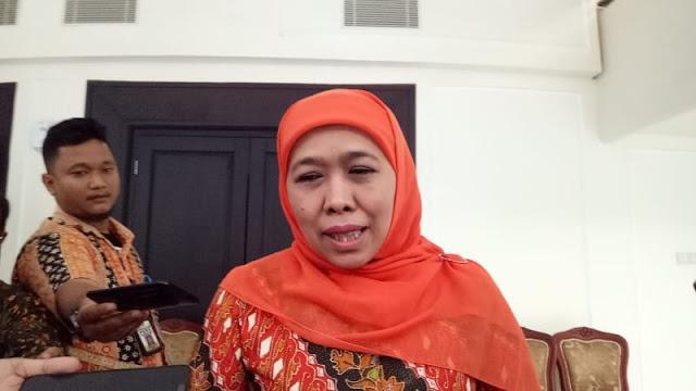 Khofifah: Kita Tak Bisa Pastikan 100 Persen Warga NU Dukung Jokowi