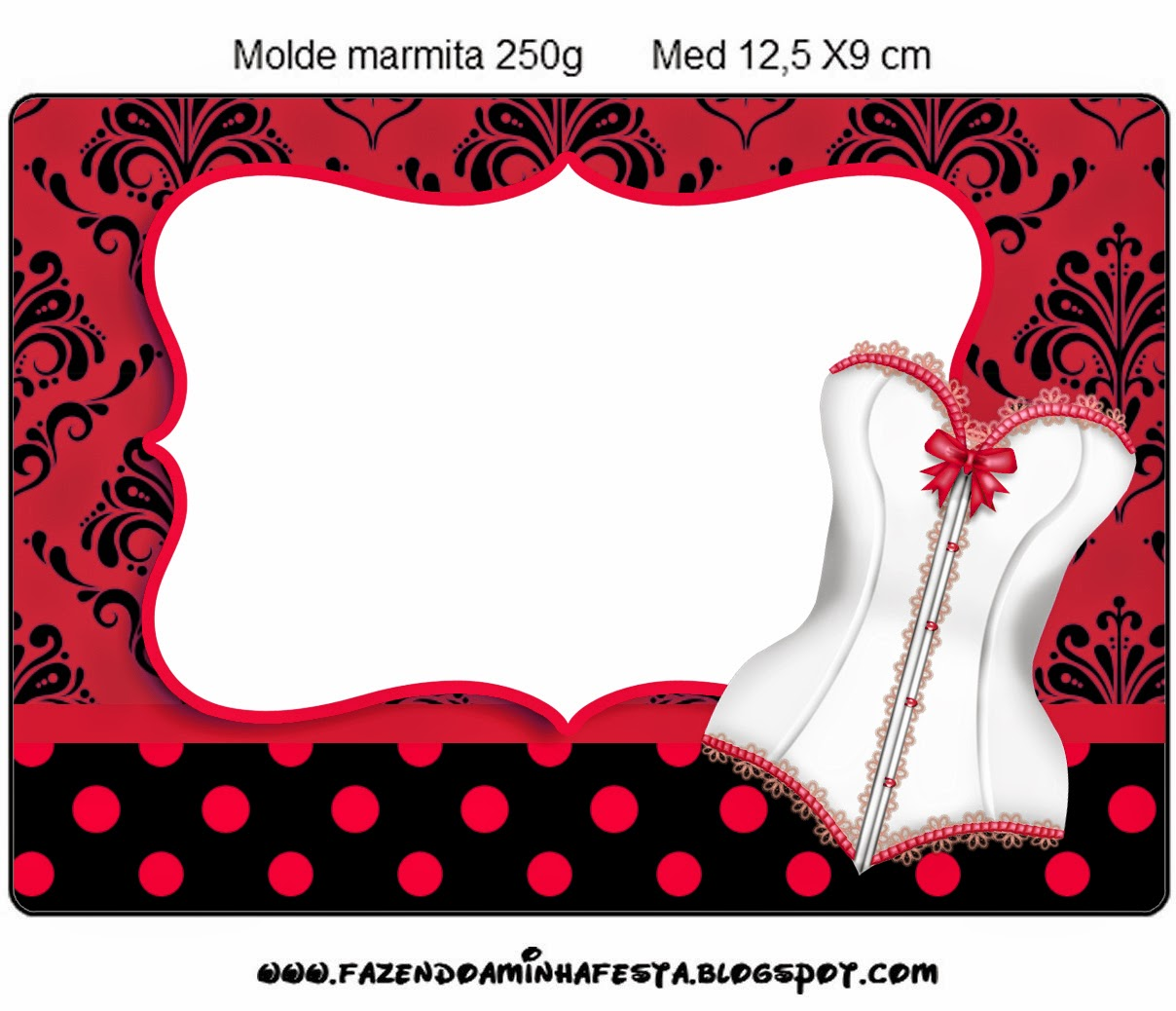 Free Printable Candy Bar Labels for Lingerie.