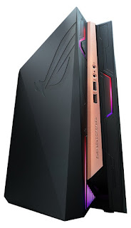 ASUS GR8 II-6GT024Z VR Ready Mini PC Gaming Desktop