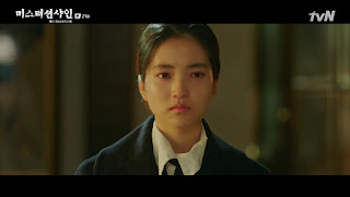 Sinopsis Mr. Sunshine Episode 21