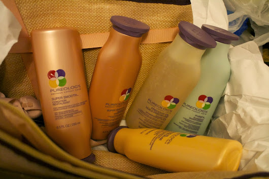 going SLS free - pureology review