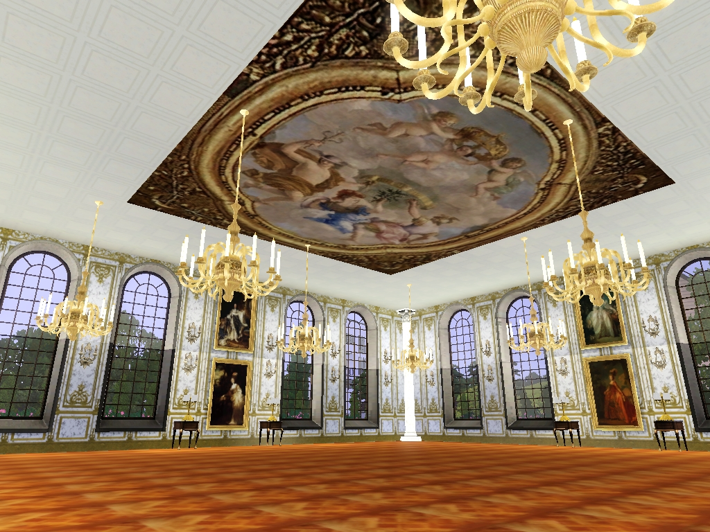 Decoration Murale Baroque The Royal Collection Of Baroque Ceiling Murals For Ts3