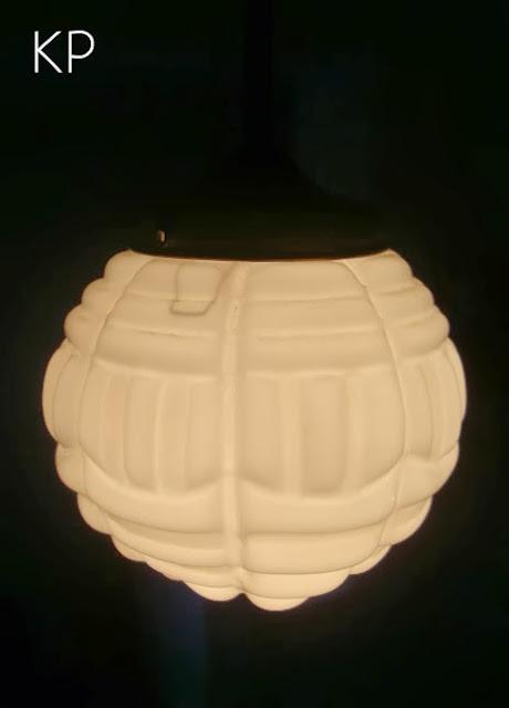 Tulipas para lámparas vintage