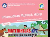 Materi Tematik Kelas 6 Tema 1 K13 Revisi 2018