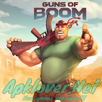 Guns of Boom Online Shooter MOD APK