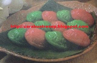 Foto Kue Tepung Ketan atau Kue Tok Ang Ku Kueh Kue Cina
