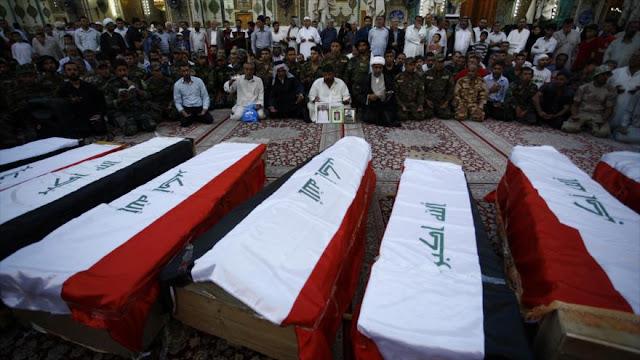 Irak ejecuta a 36 terroristas involucrados en matanza de Speicher