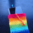 Faded Rainbow Tablet Case