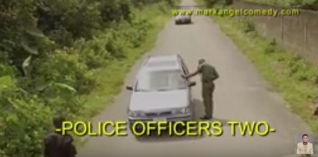 MarkAngel Comedy With Emmanuella - Police Officers II (Watch Video Here)