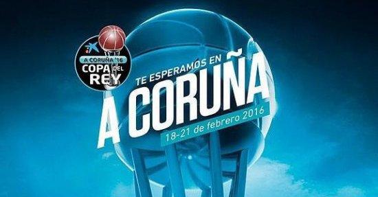 BALONCESTO - Copa del Rey 2016 (A Coruña)