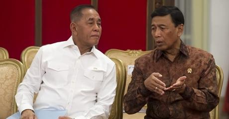 Soal Ideologi Pancasila, Menhan: Kalau Tak Mengakui, Kita Tidak Usir, Tapi Cari Saja Negara Lain