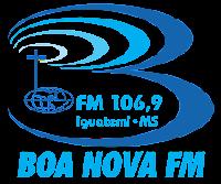 Rádio Boa Nova FM de Iguatemi MS ao vivo