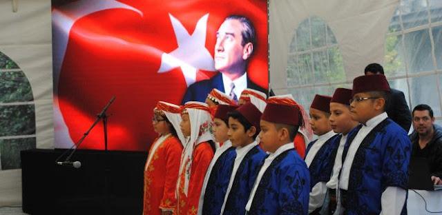 Niños sirios podrían ir a escuelas turcas armenias