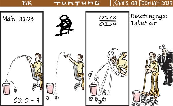 Prediksi Gambar Pak Tuntung Kamis 08 02 2018