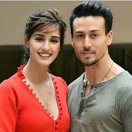 Tiger Shroff and Disha Patani Photos
