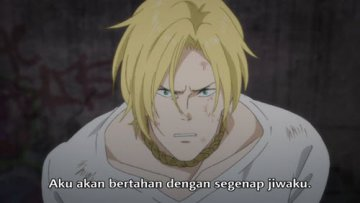 Banana Fish Episode 22 Subtitle Indonesia